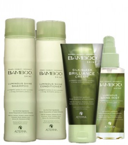 Bamboo hair products