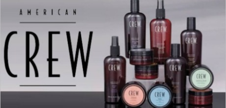 American Crew – hair care for men